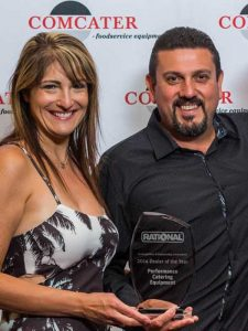 award winning Peter and Lucy Silvestri
